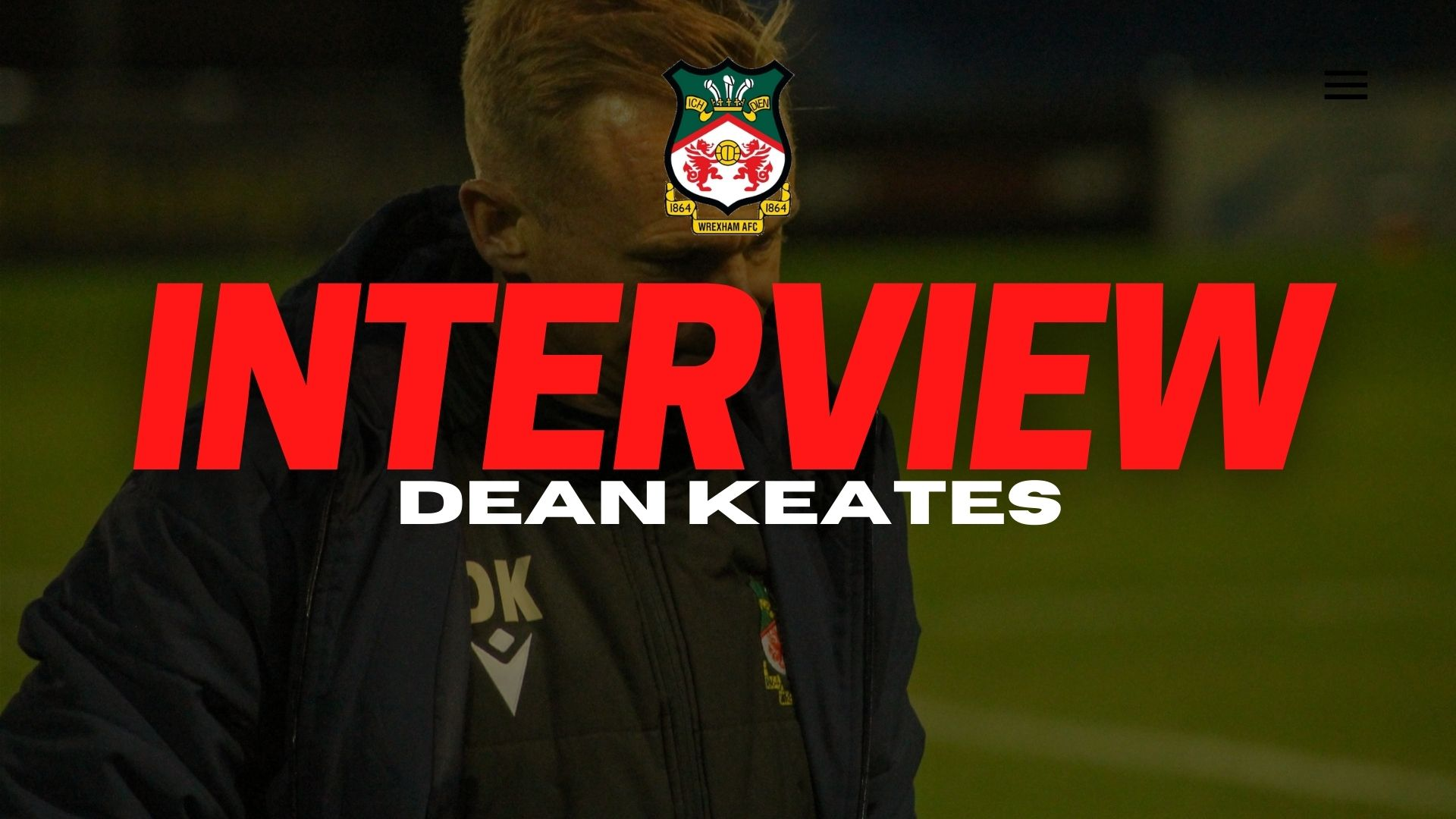 Dean Keates Interview