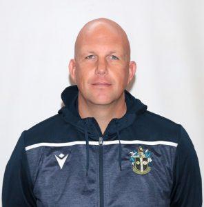 Sutton Manager Matt Gray