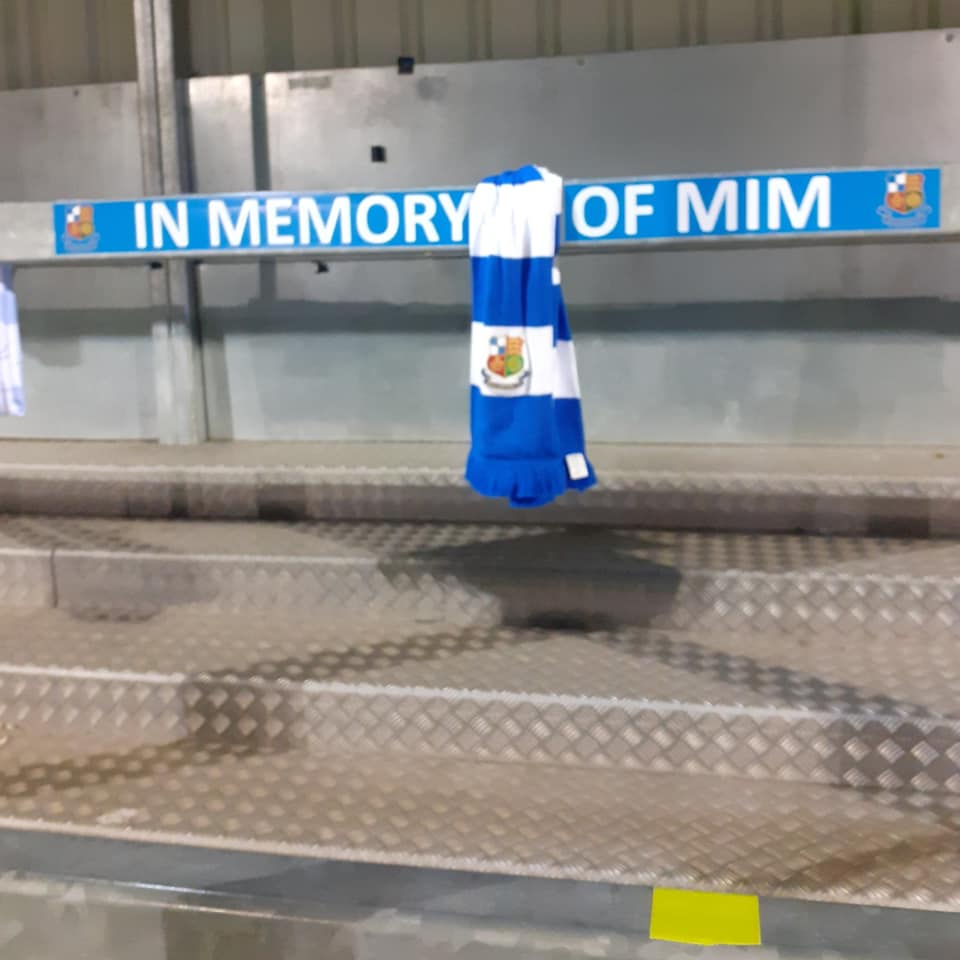 In memory of Mim
