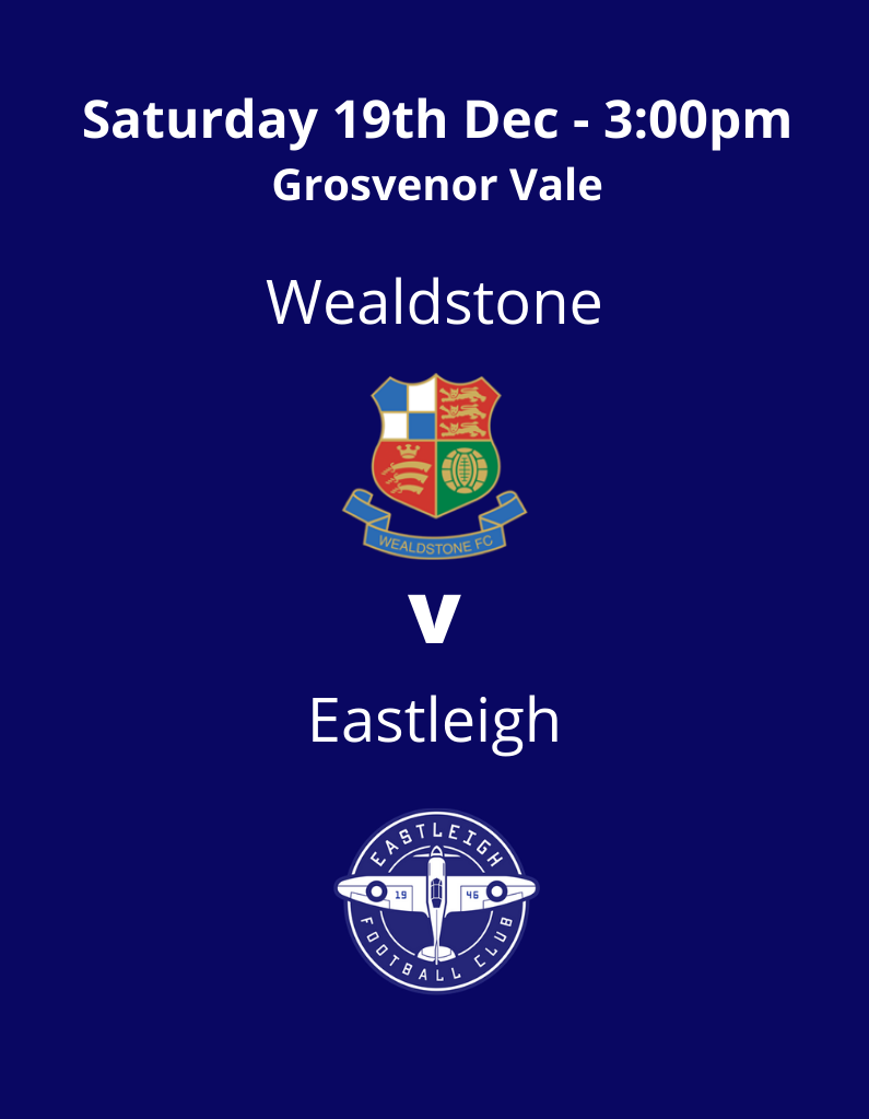 Wealdstone v Eastleigh